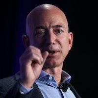 Jeff Bezos Praises Progress Made on Blue Origin's BE-4 Rocket Engine