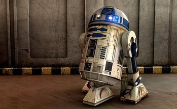 R2-D2 is an iconic symbol of the franchise and worth a LOT of money,