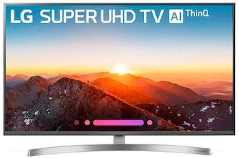 LG Electronics 49SK8000 49-Inch 4K Ultra HD Smart LED TV (2018 Model)