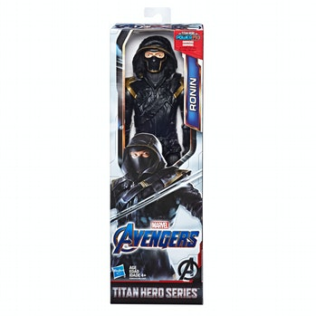Ronin Hawkeye Avengers endgame toys Titan Hero