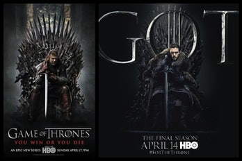 game of thrones season 8 spoilers character poster