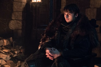Bran (Isaac Hempstead Wright) on 'Game of Thrones'