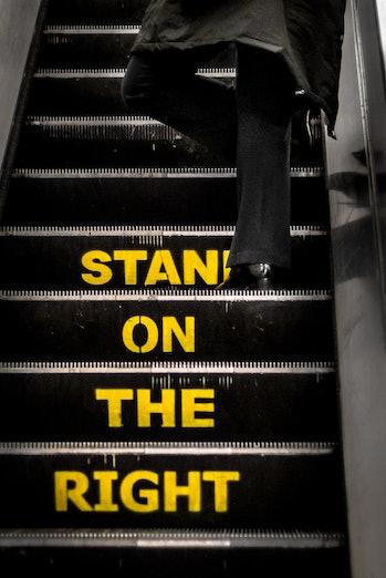 escalator rules