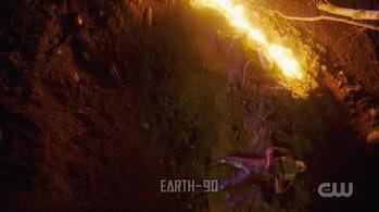 arrowverse supergirl arrow the flash elseworlds firestorm