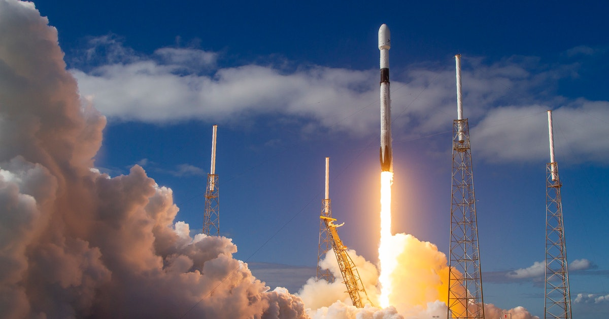 SpaceX reached a momentous milestone in the race to reuse rockets