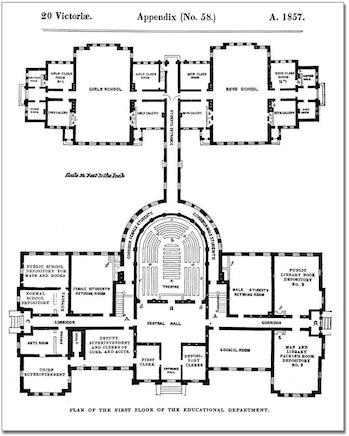 Teaching tool building architecture Phelps High School design exposure futuristic education