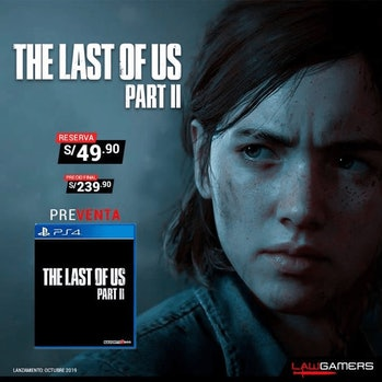 The Last of Us: Part II LawGamers