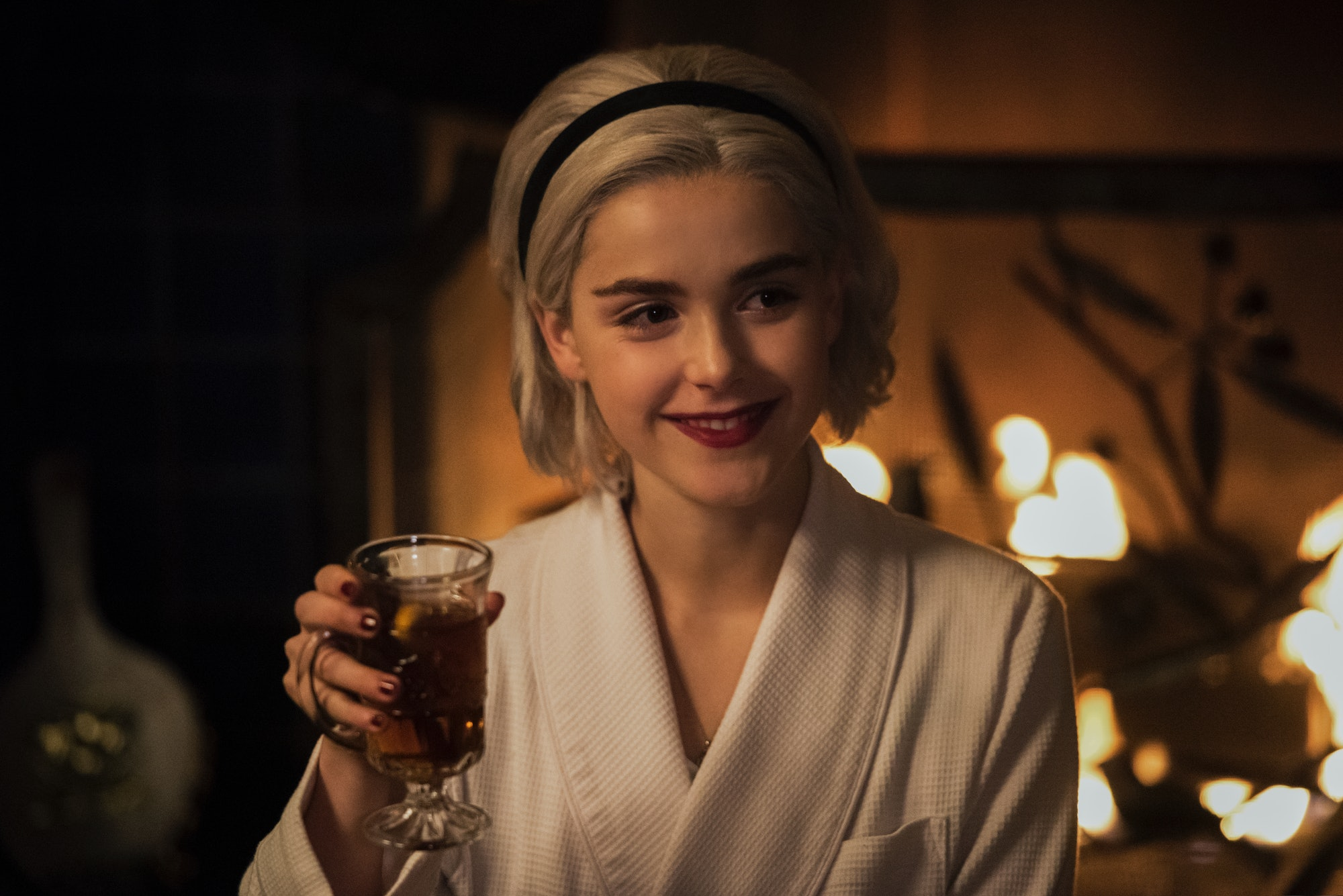chilling adventures sabrina christmas special mdiwinters tale