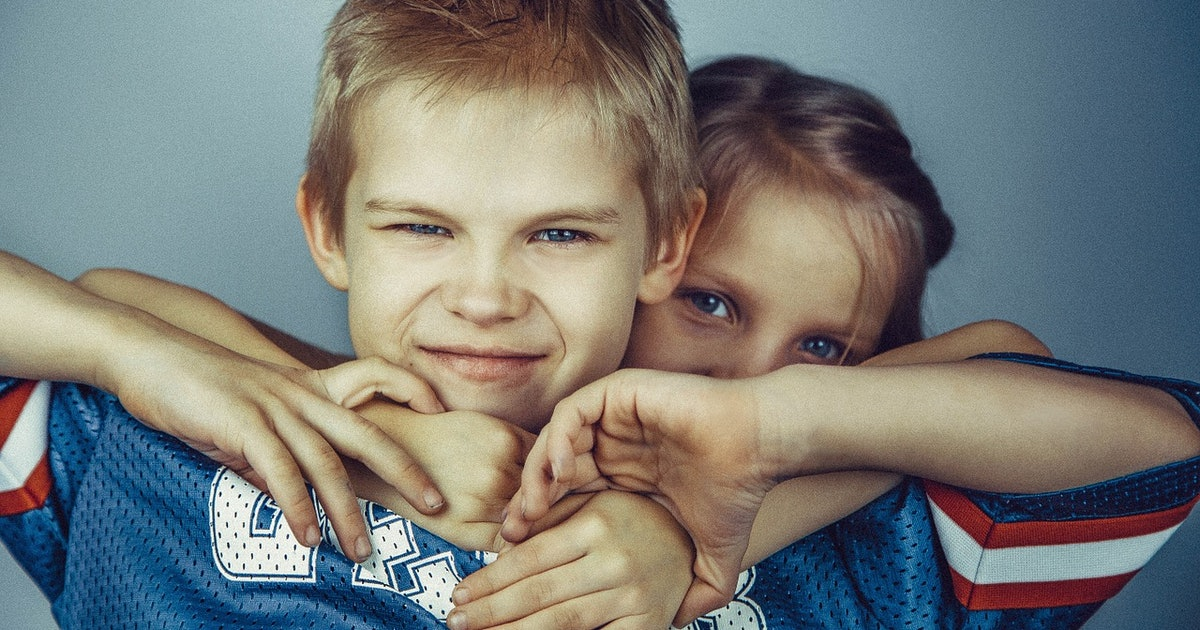 First-Born Children Really Are Treated Differently by Mom