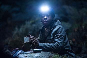 RJ Cyler as Billy in 'Power Rangers'
