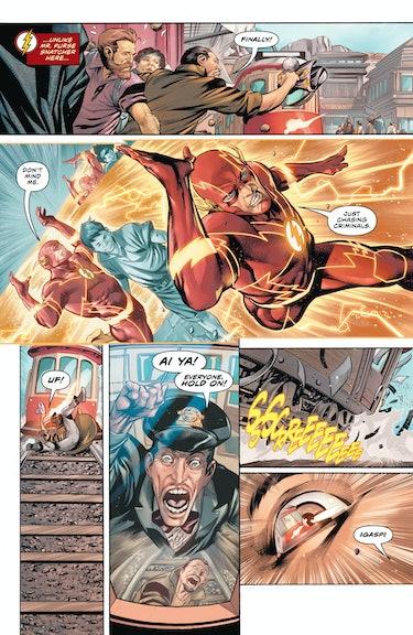 The Flash 58 DC Comics
