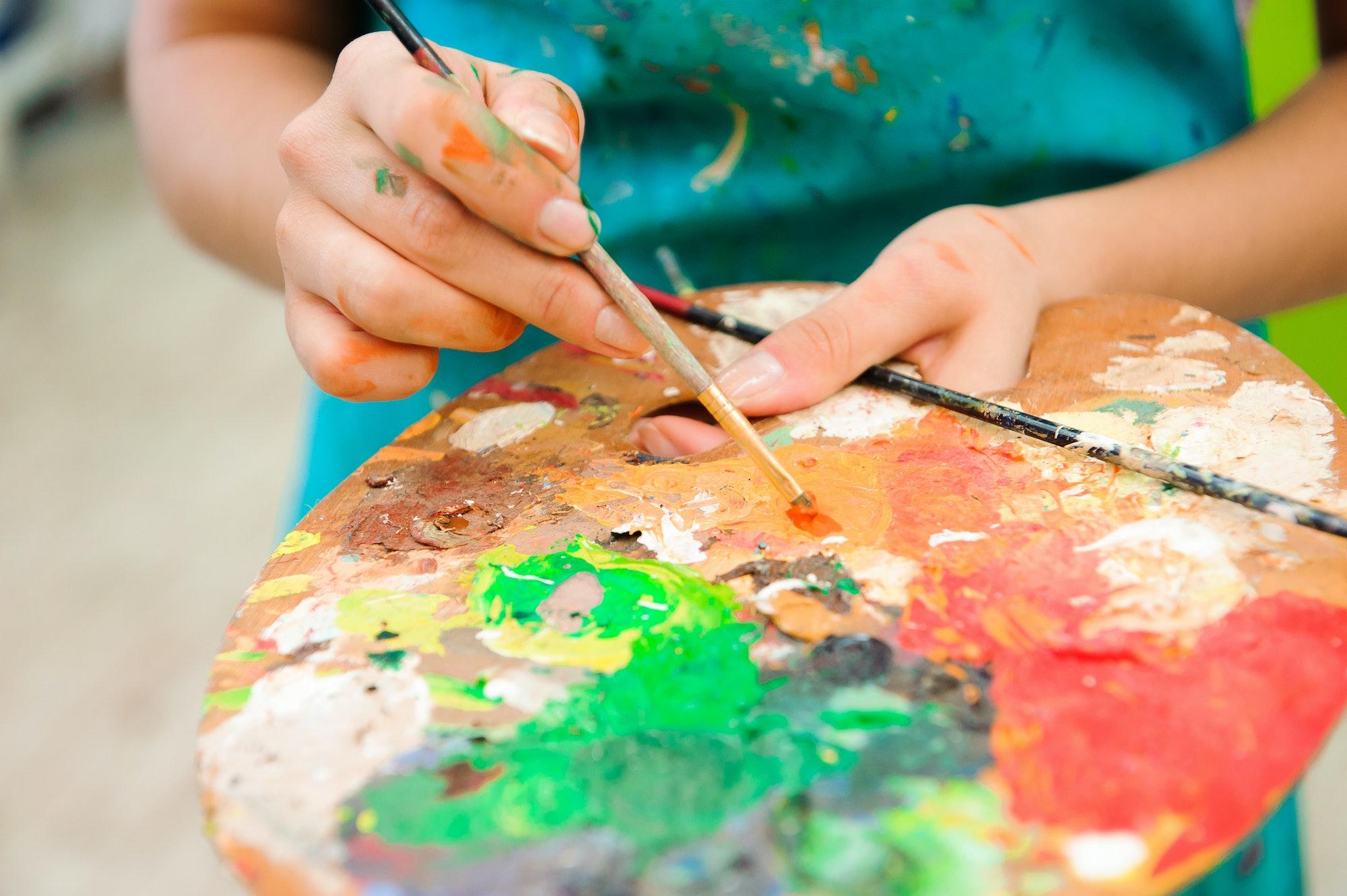 art, art therapy