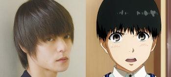 Masataka Kubota as Ken Kaneki