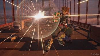 Sora Amazon Kingdom hearts 3 keyblade