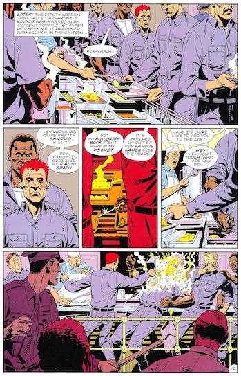 Watchmen Rorschach Alexandria Ocasio-Cortez