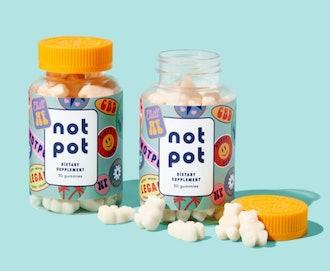 Not PotVegan CBD Gummies
