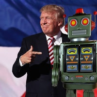 Donald Trump Voters Don't Sweat Job Loss to Automation (for Some Reason)