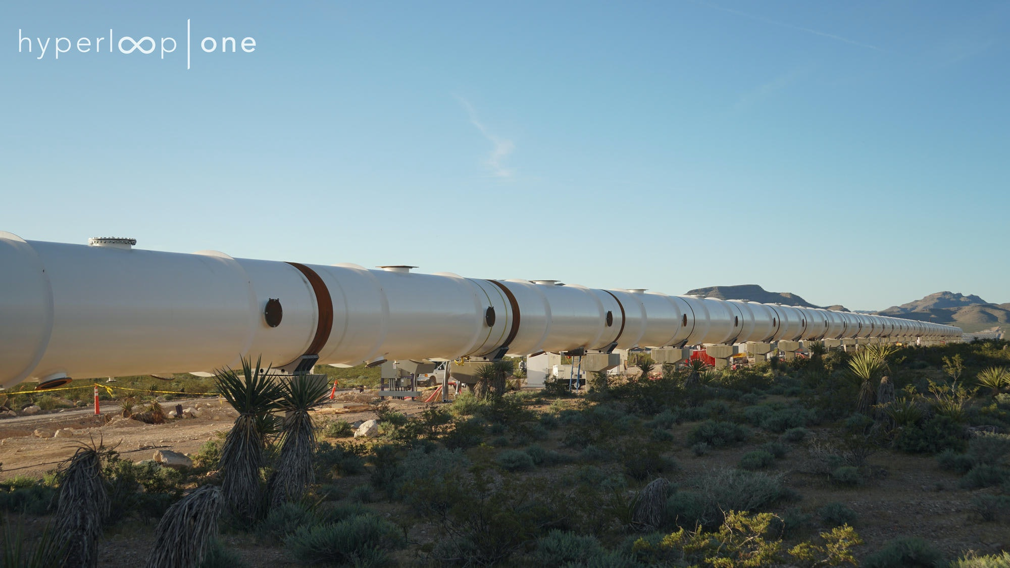 Hyperloop One Testing Delays