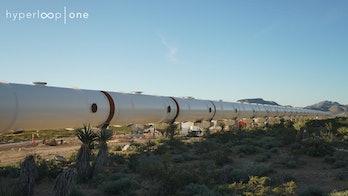 Hyperloop One Testing Delays