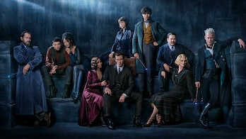 Welcome to 'Fantastic Beasts: The Crimes of Grindelwald'.