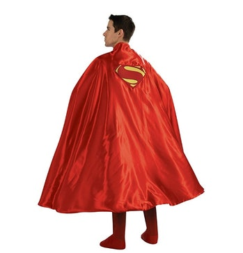 Super Deluxe Superman Adult Cape