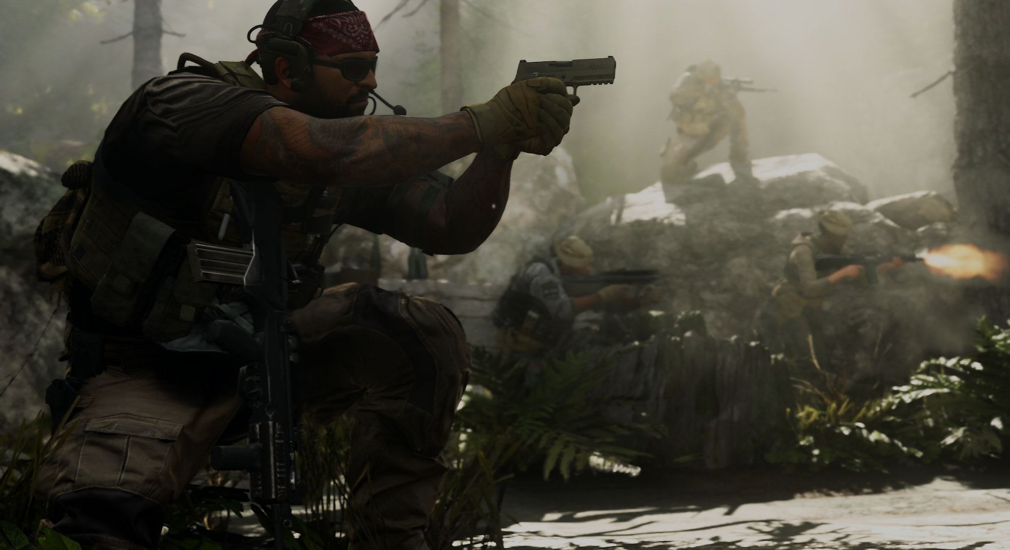 Call Of Duty Modern Warfare How It Shatters The Video Game Illusion