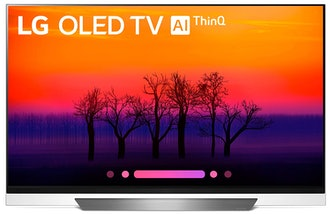 LG Electronics 55-Inch 4K Ultra HD Smart OLED