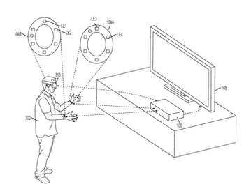 Sony's patent in images.