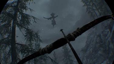 Few moments inspire fear in VR quite like random dragon attacks in 'Skyrim VR'.