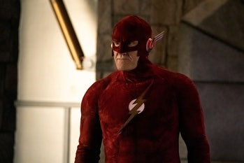 The Flash Earth 90 John Wesley Shipp