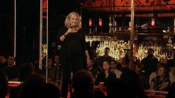 Christina Pazsitsky -- 'Comedy Central'