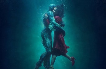 'The Shape of Water' is a love story unlike anything you've ever seen.