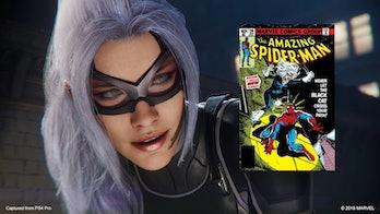 'Spider-Man' Black Cat