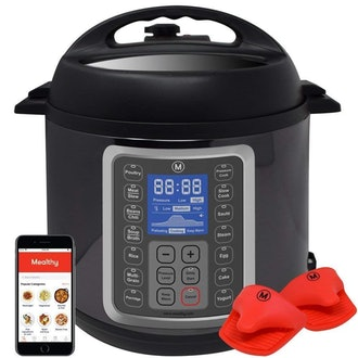 Mealthy MultiPot 9-in-1 Programmable Pressure Cooker, 8 Quarts