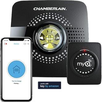 MyQ Smart Garage Door Opener Chamberlain