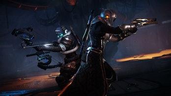 Gambit Forsaken Destiny 2