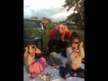 david baron total solar eclipse goggles shades glasses australia chaser