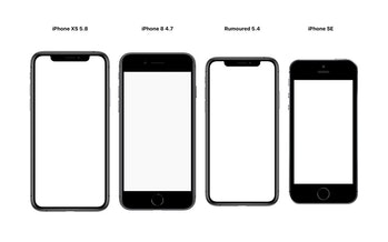 iPhone 2020 in the lineup.