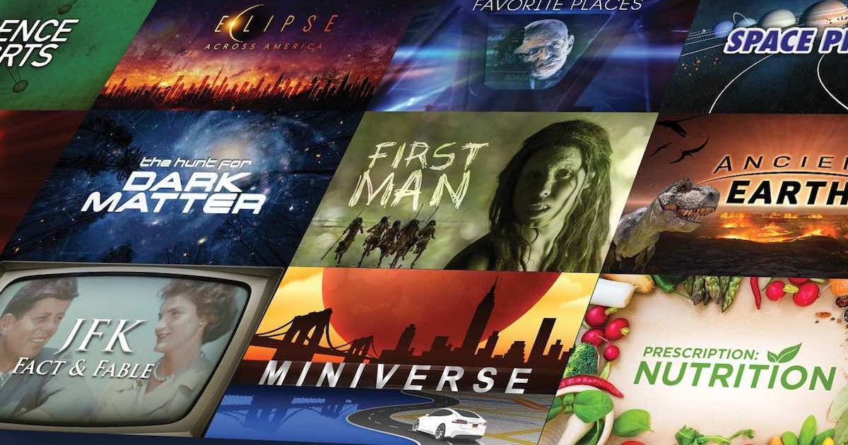 Tired of Garbage TV? Then It's Time to Try CuriosityStream Free for 7 Days