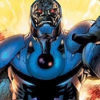 Snyder Cut photo reveals Darkseid's epic 'Justice League' face-off