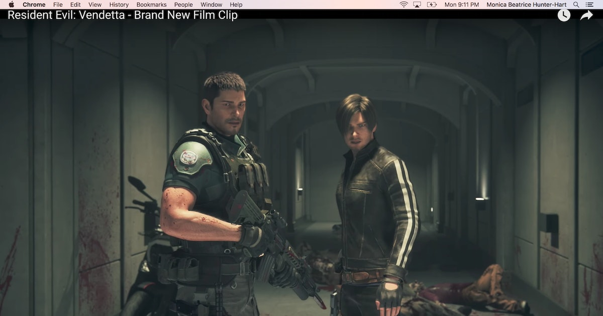 The Resident Evil Spin Off Movie Will Be Full Of Blood And Gun Fu