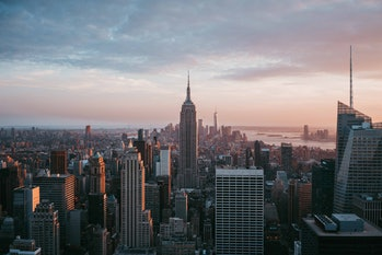 Ripe for efficiency savings: New York's towering skyline.