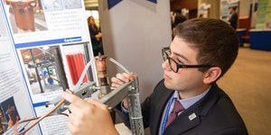 Justin Schiavo: Rocket-Building Long Island Teen Forges a Path to Mars