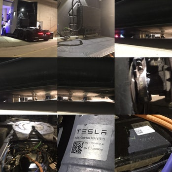 Tesla Semi The collection of images uploaded by the Reditt user.