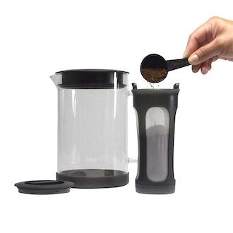 Primula PCBBK-5351 51-oz Black Pace Cold Brew Iced Coffee Maker