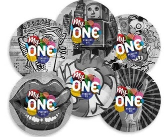 myONE Perfect Fit Condoms