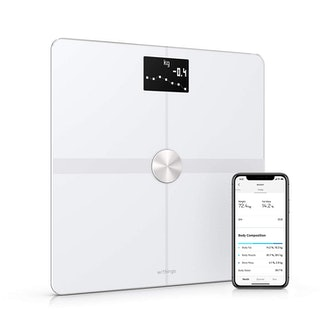 Withings Body+ Smart Body Composition Wi-Fi Digital Scale