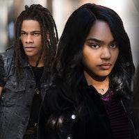 Did 'Black Lightning' Finale Set Up a Superhero 'Romeo and Juliet'?