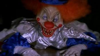 clown scary movie