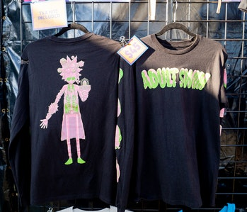Rick and Morty Merch 2019 @ San Diego Comic-Con